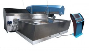 Waterjet snijmachines